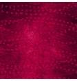 Hearts polka dot on the crumpled surface eps 8 vector