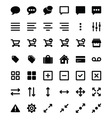 Set of universal icons 2 vector