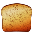 Bread texture vector