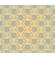Yellow and blue pattern vector