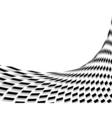 Checkered vector