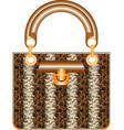Female handbag vector