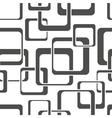 Seamless retro squares wallpaper pattern vector