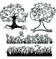 Tree sketches vector