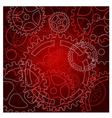 Gears for technology vector