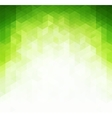 Abstract light green background vector