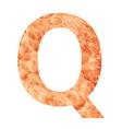 Q land letter vector