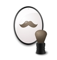Accessories for shaving vector