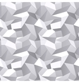Seamless crumpled paper abstract background vector