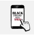 Black friday sale icon vector