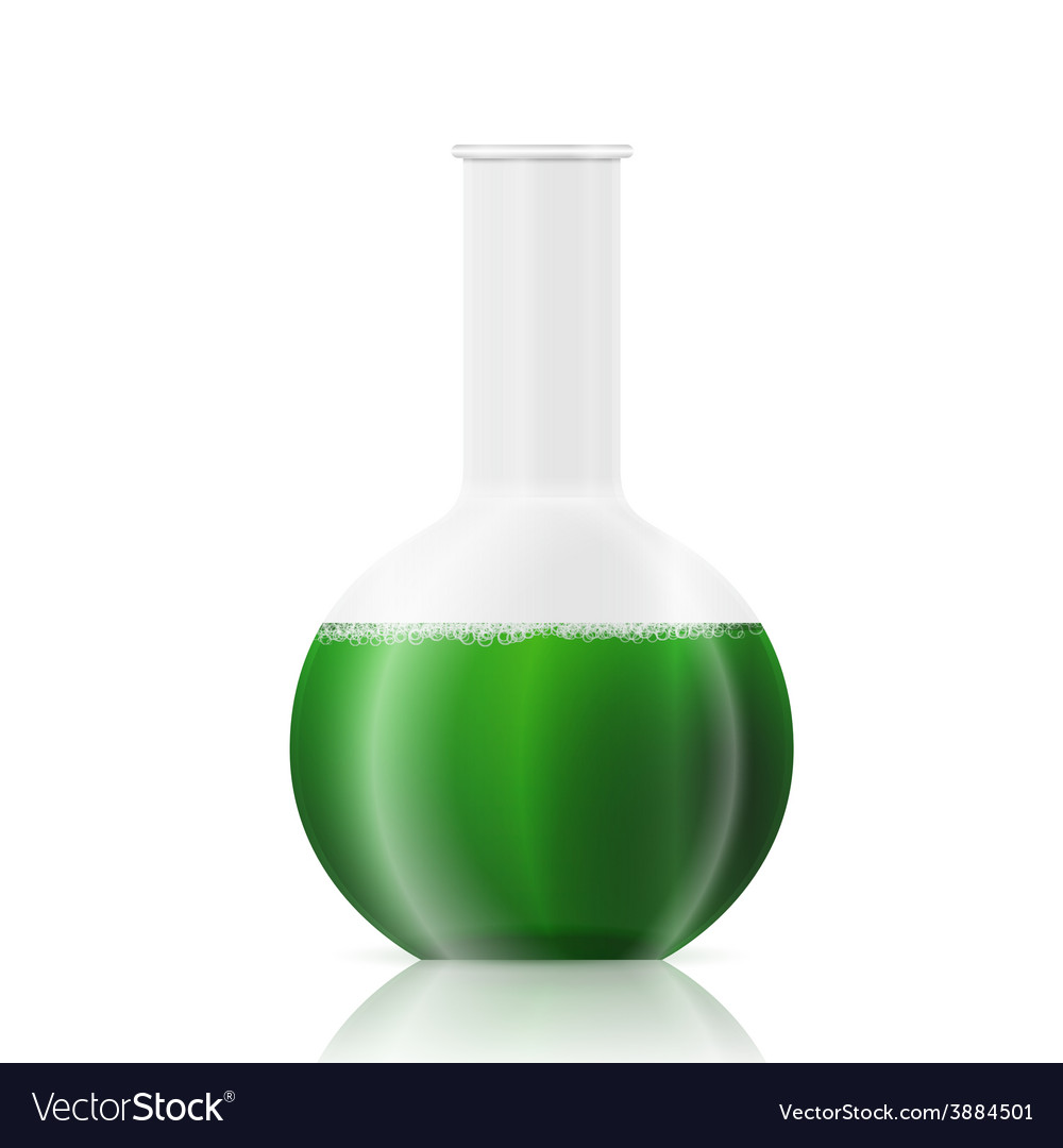 Test tube vector | Price: 1 Credit (USD $1)