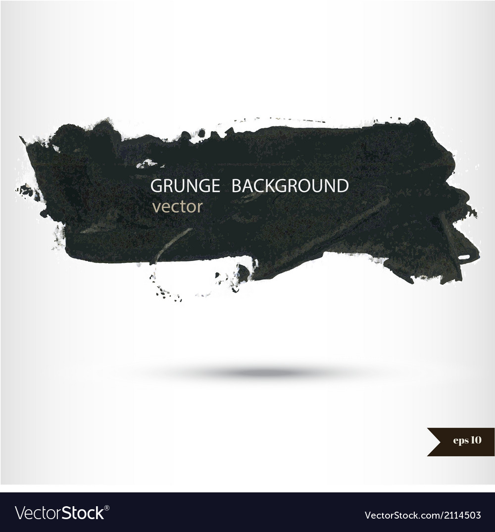 Splash banners grunge background vector | Price: 1 Credit (USD $1)