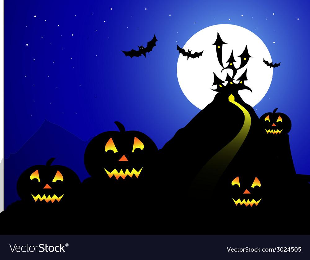 Halloween- vector | Price: 1 Credit (USD $1)