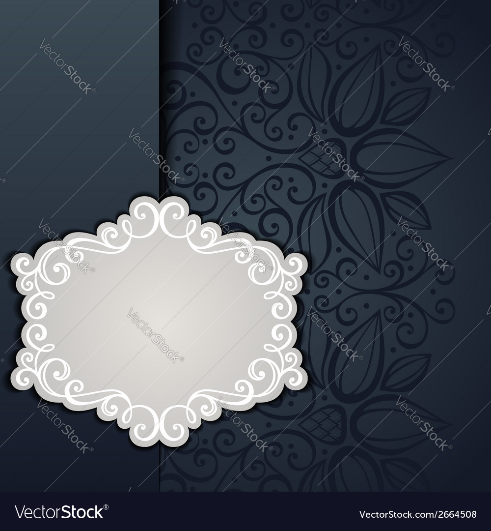 Colored ornate background vector | Price: 1 Credit (USD $1)