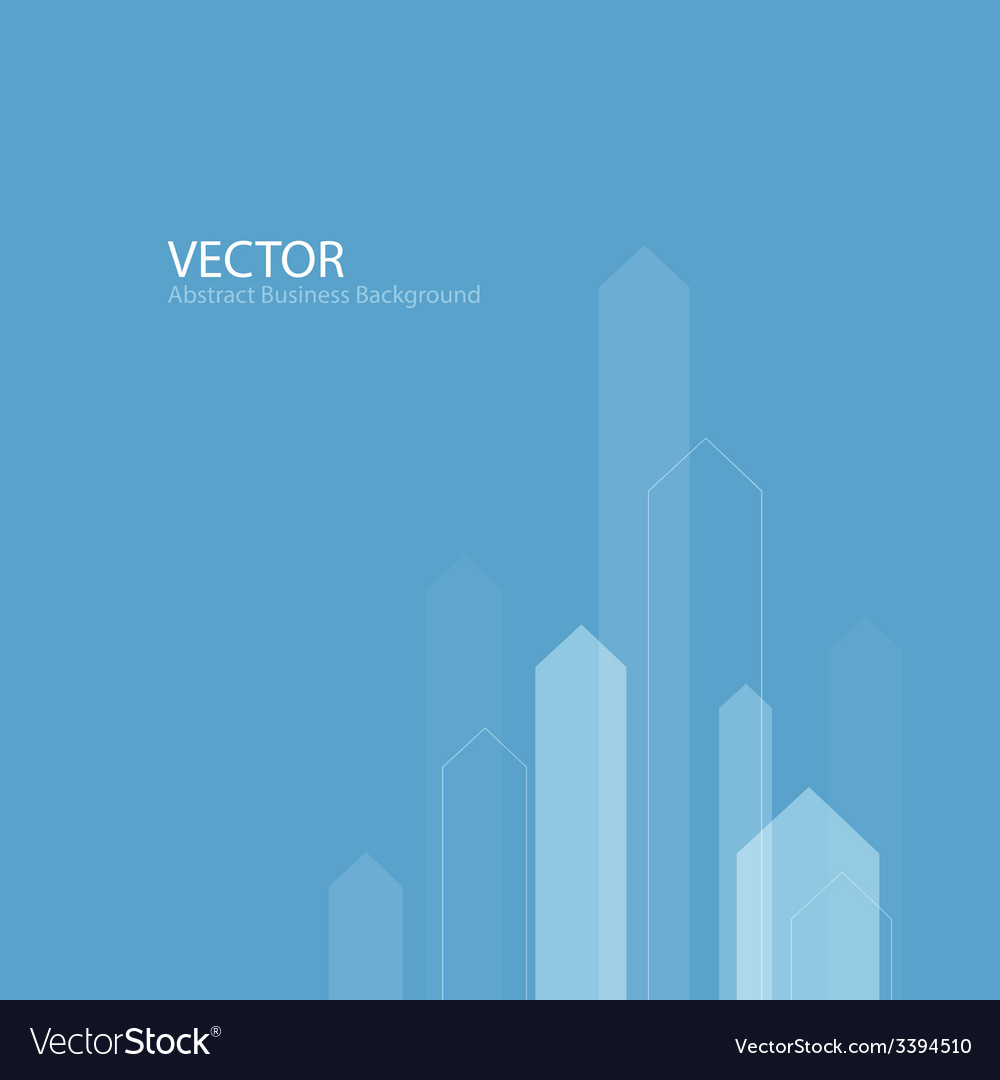 Abstract business design template vector | Price: 1 Credit (USD $1)