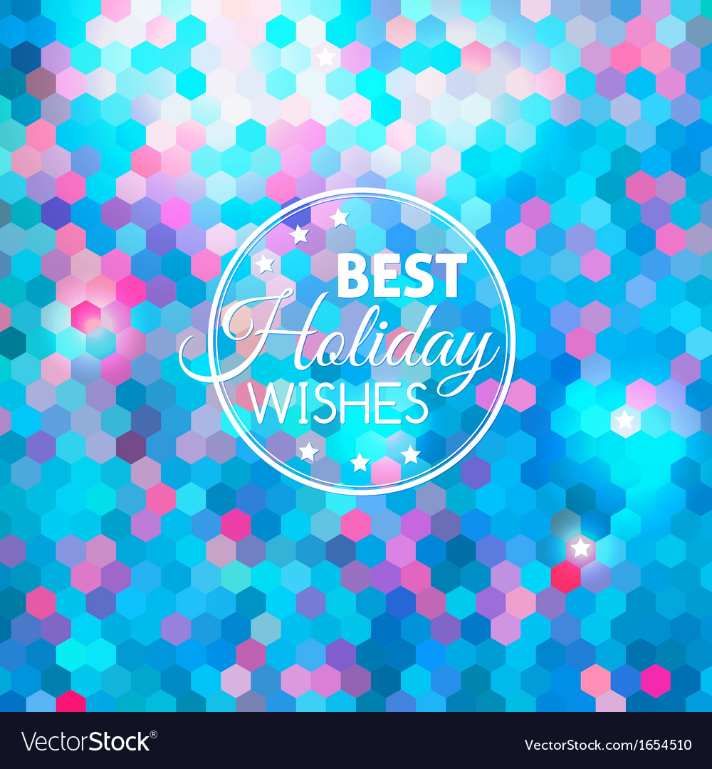Best holiday abstract blue background vector | Price: 1 Credit (USD $1)