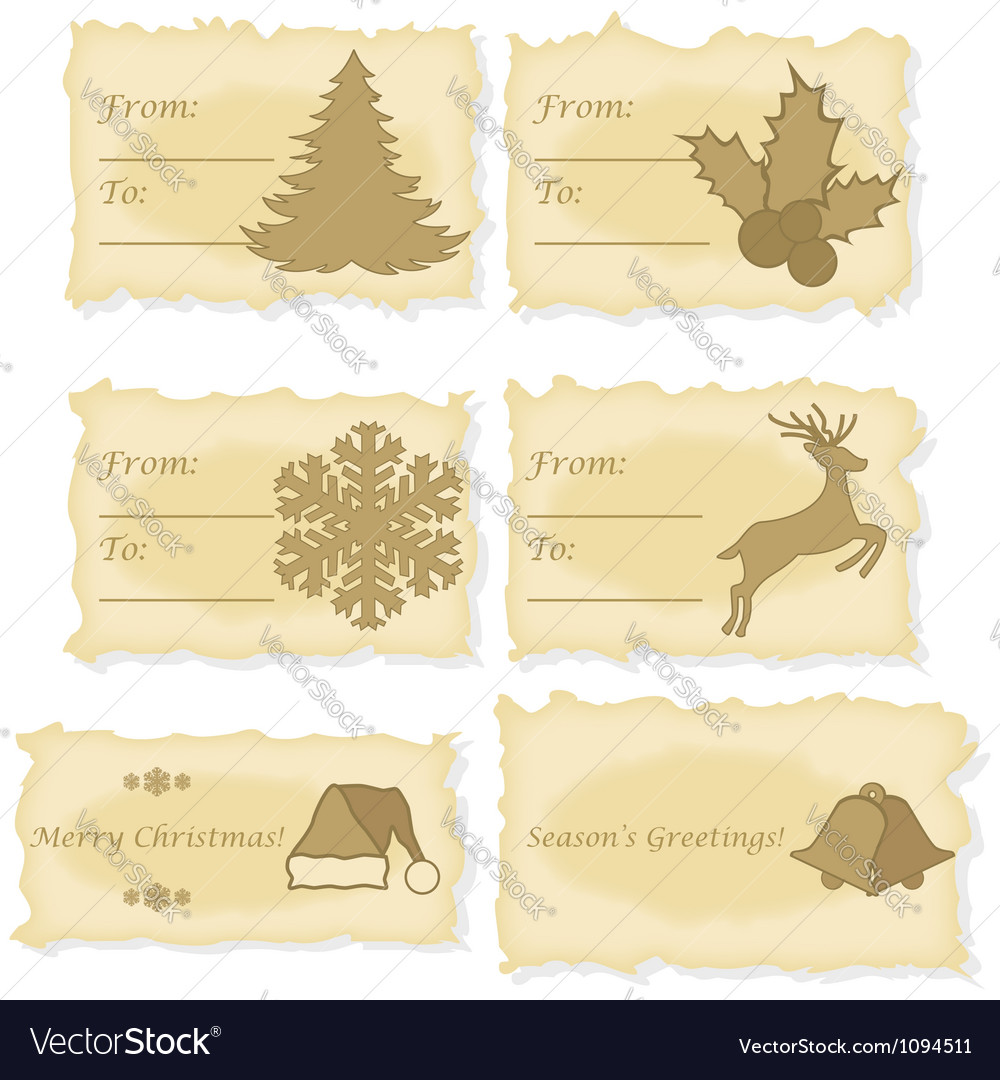 Christmas cards vector | Price: 1 Credit (USD $1)