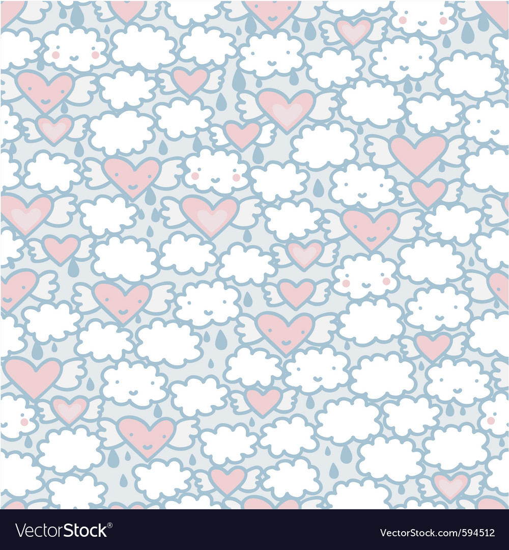 Valentines wallpaper vector | Price: 1 Credit (USD $1)