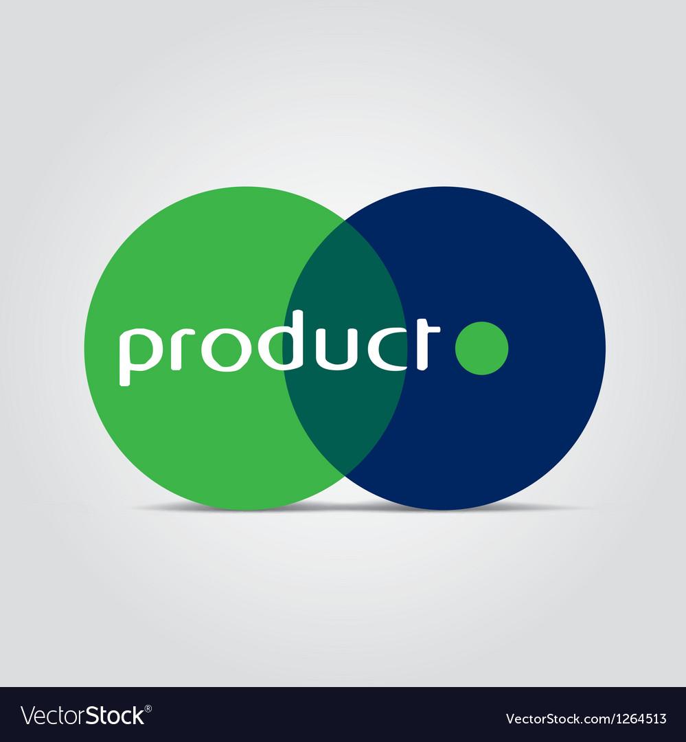 Biology logo vector | Price: 1 Credit (USD $1)