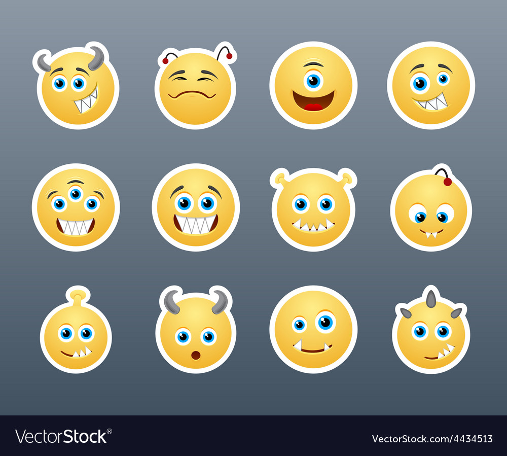 Critters vector | Price: 1 Credit (USD $1)
