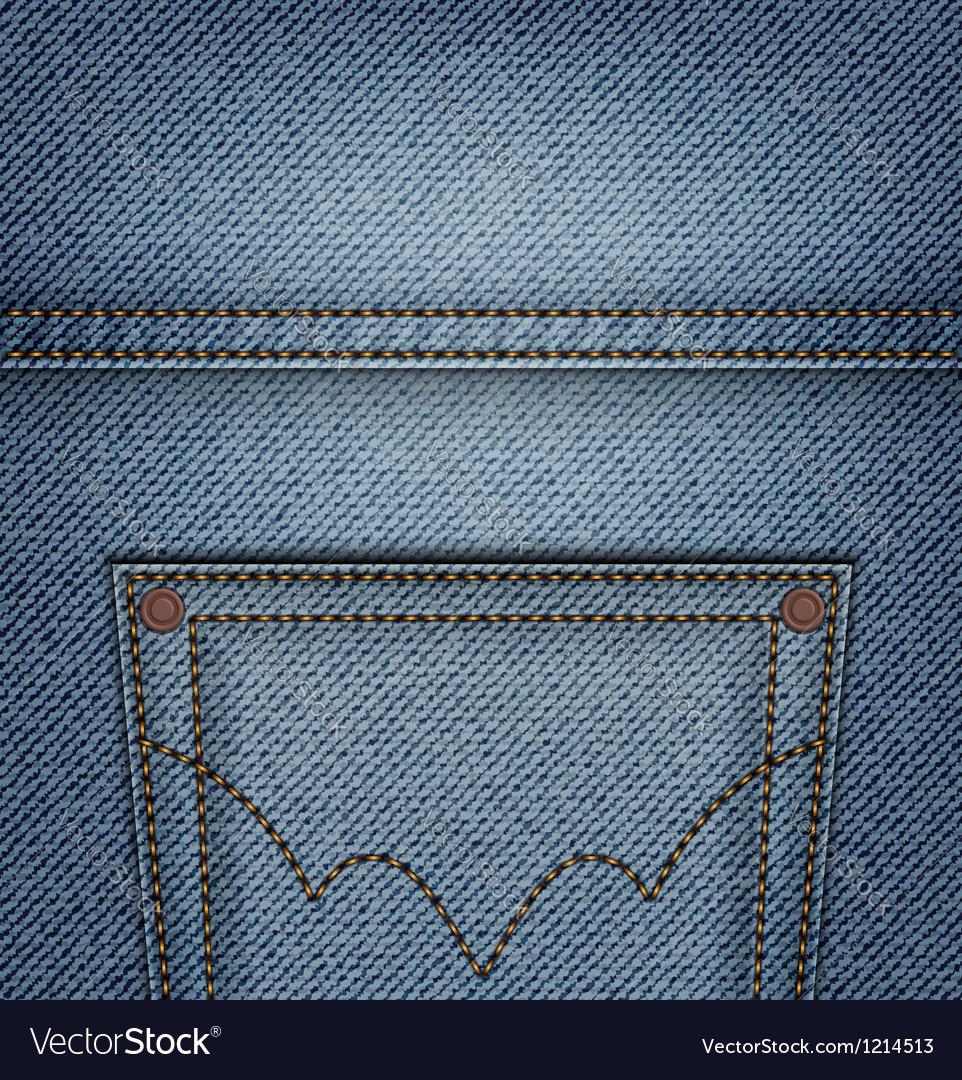 Jeans pocket top vector   Price: 1 Credit (USD $1)