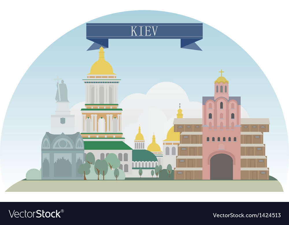 Kiev vector | Price: 3 Credit (USD $3)