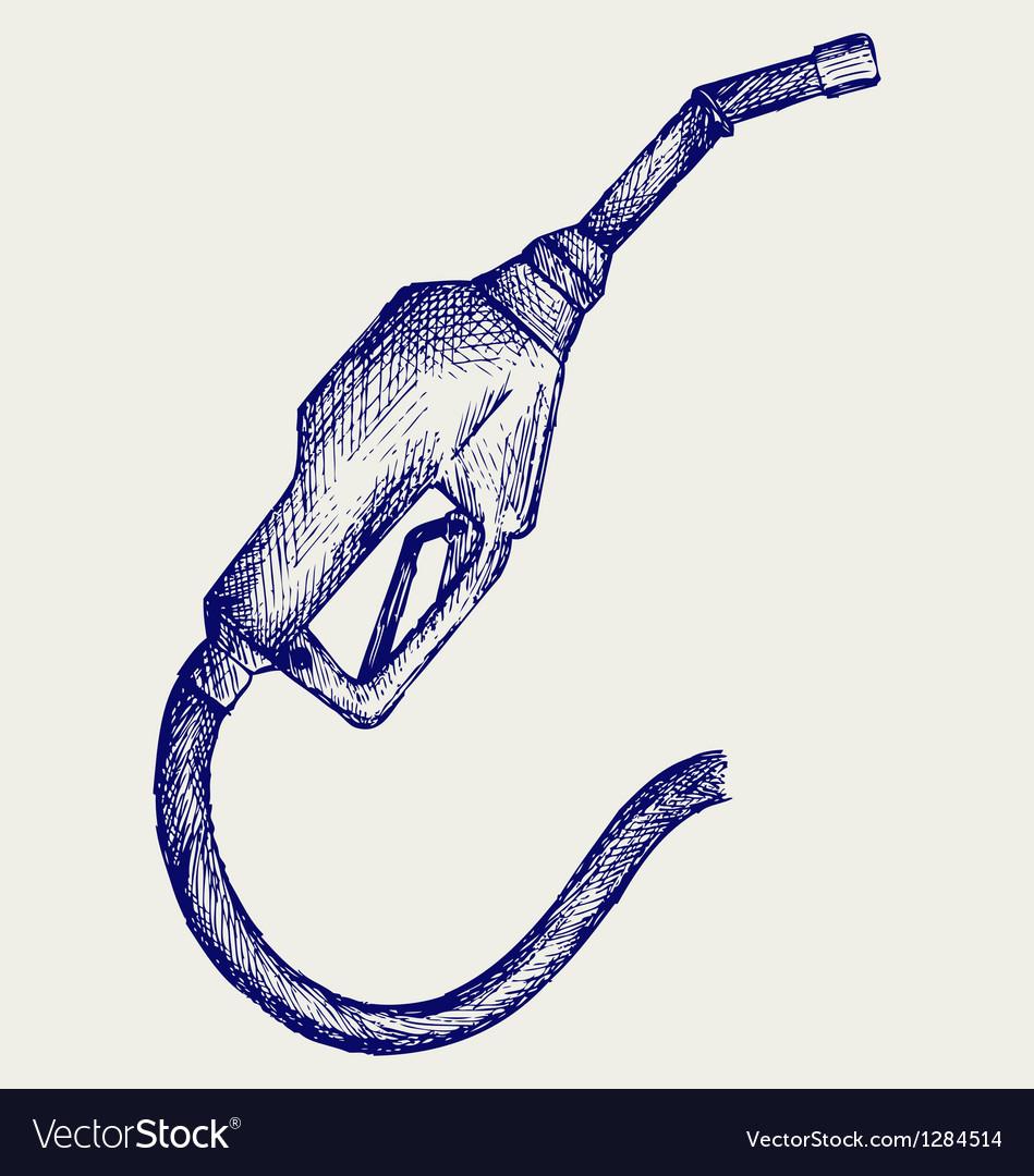Gasoline fuel vector | Price: 1 Credit (USD $1)