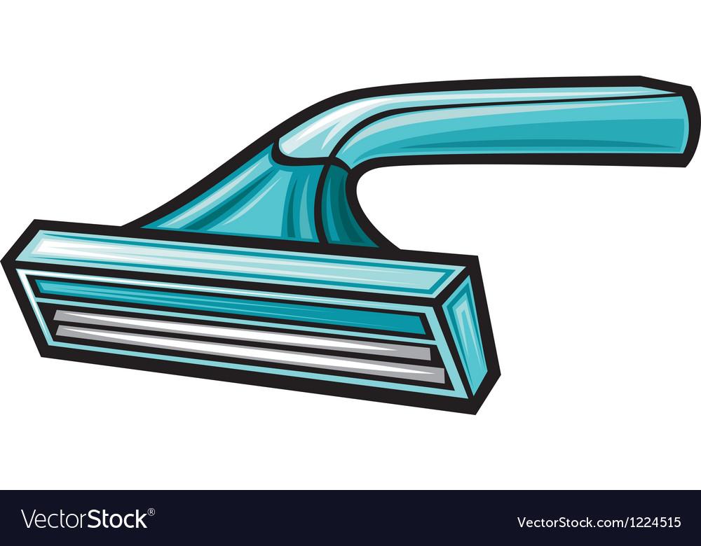 Disposable shaving razor vector   Price: 3 Credit (USD $3)