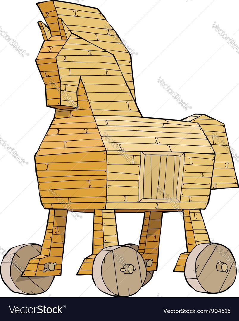Trojan horse vector   Price: 1 Credit (USD $1)