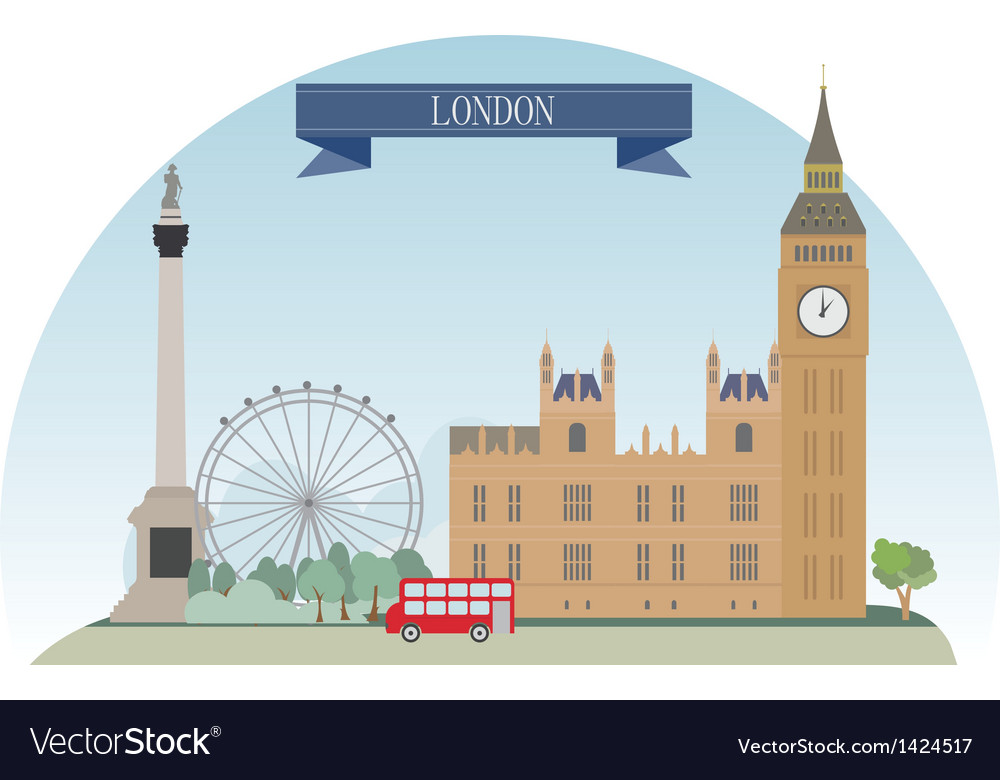 London vector | Price: 3 Credit (USD $3)