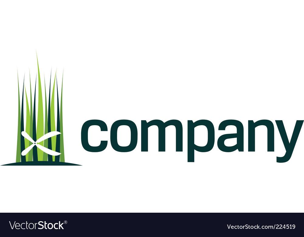 Gardening shears logo vector | Price: 1 Credit (USD $1)