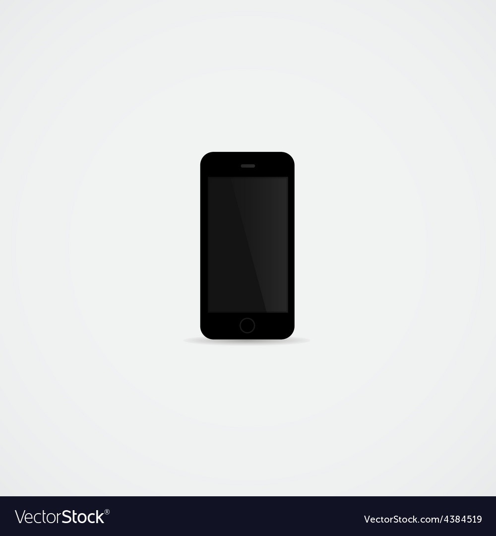 Phone vector | Price: 1 Credit (USD $1)