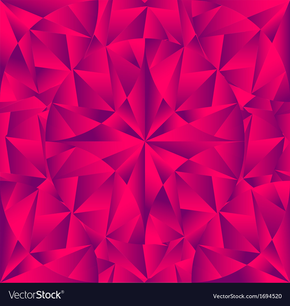 Abstract crystal background vector | Price: 1 Credit (USD $1)