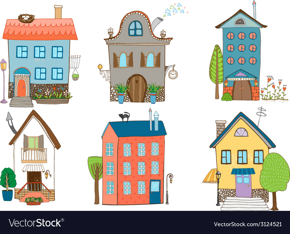 Sweet home vector | Price: 1 Credit (USD $1)