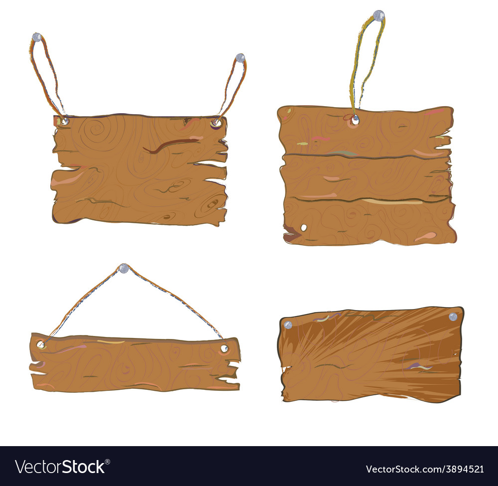 Wood textured tables set vector   Price: 1 Credit (USD $1)