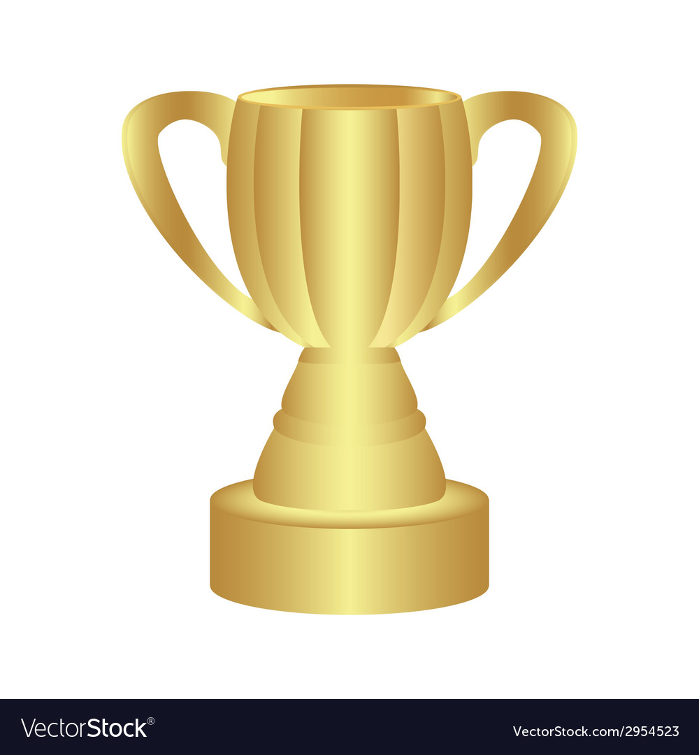 Cup champion vector | Price: 1 Credit (USD $1)