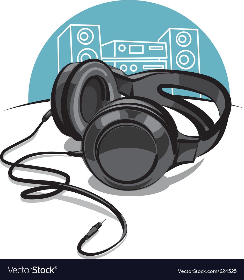 Headphones vector   Price: 3 Credit (USD $3)