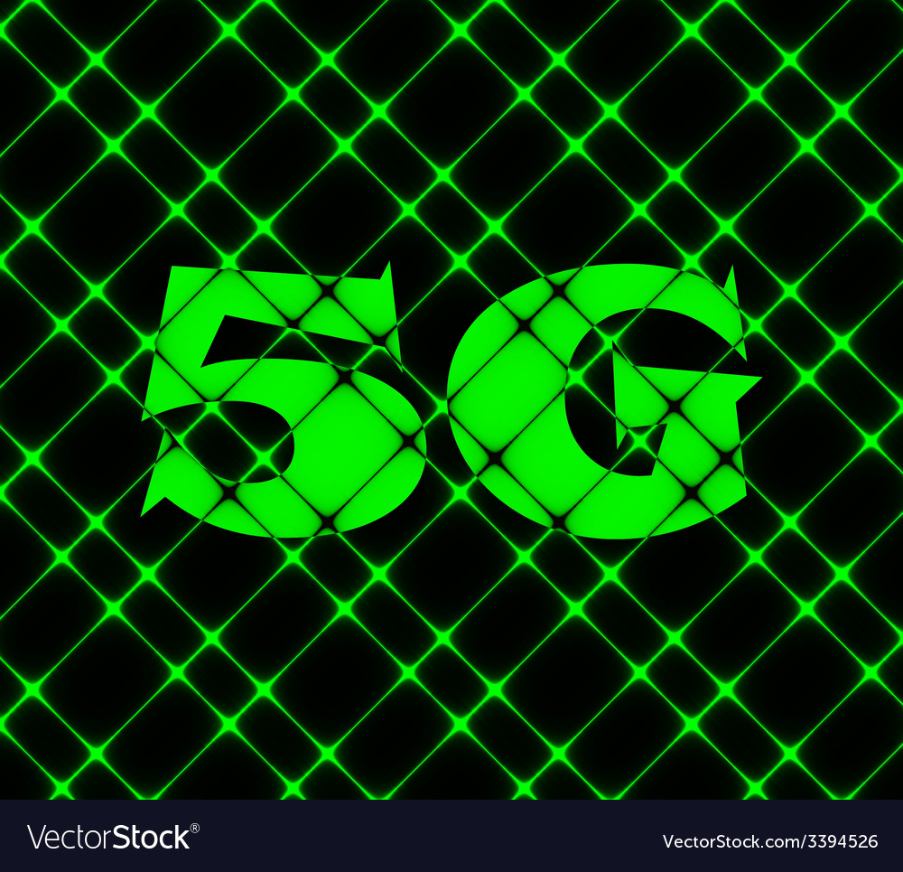 5g icon symbol flat modern web design with long vector | Price: 1 Credit (USD $1)