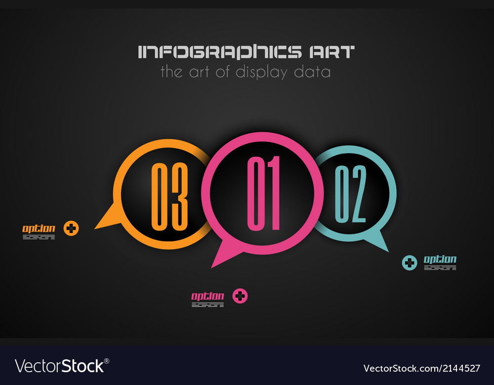 Infographics concept to display your data in a vector | Price: 1 Credit (USD $1)