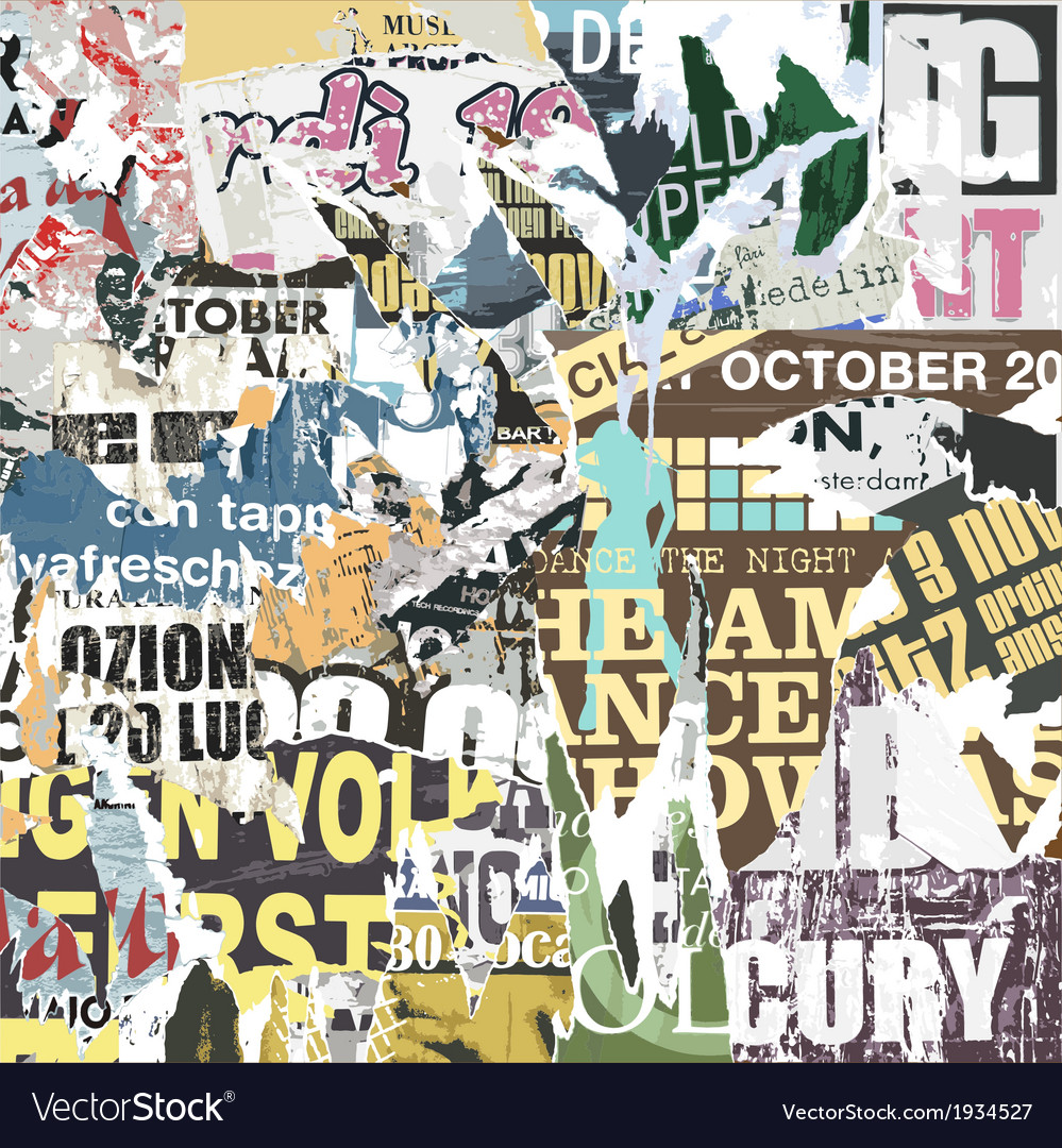 Poster background vector | Price: 1 Credit (USD $1)