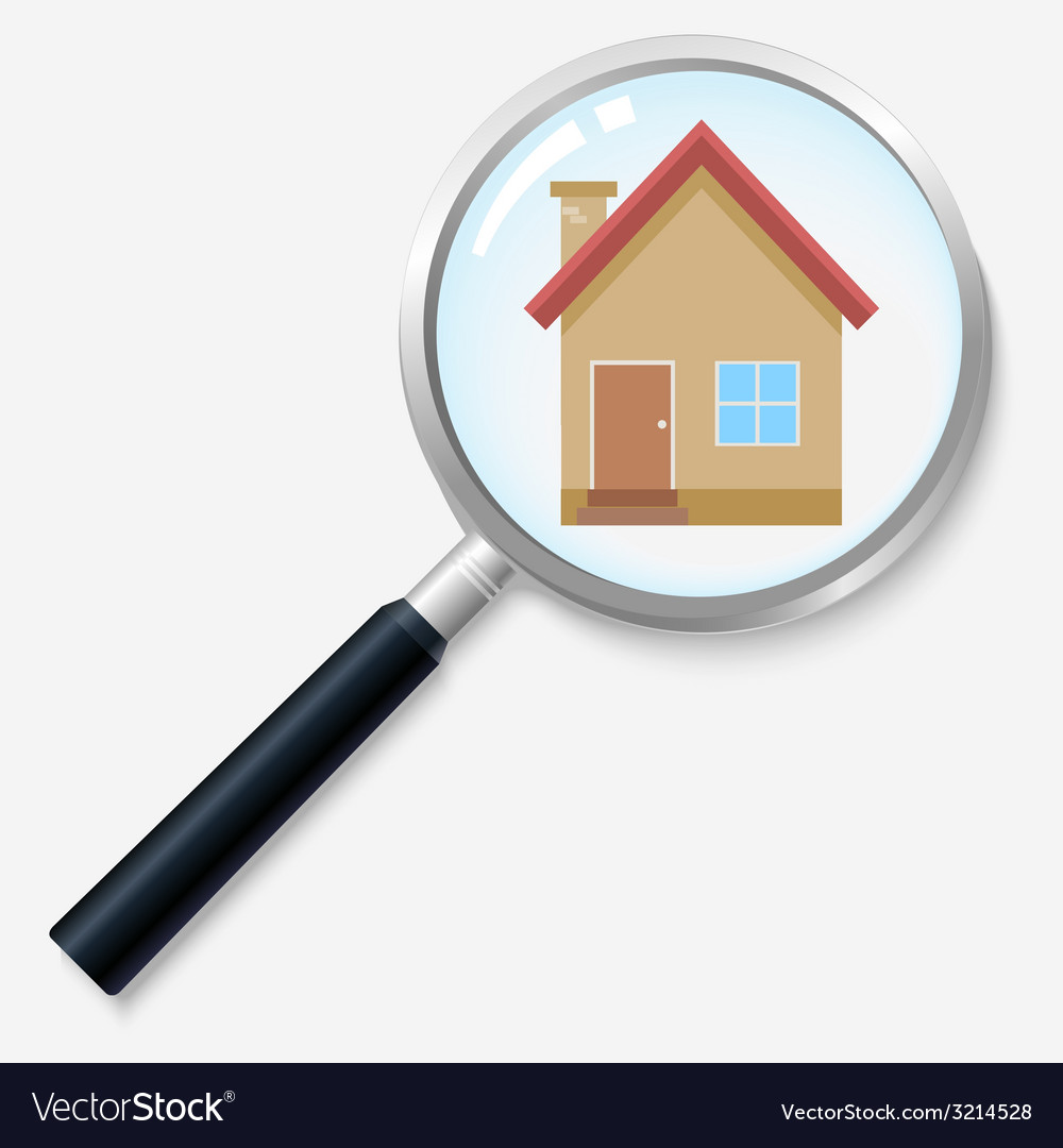 Housesearch vector | Price: 1 Credit (USD $1)
