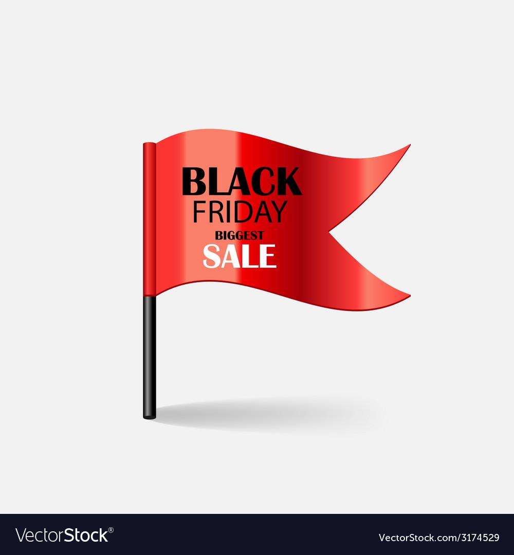 Black friday sale icon vector | Price: 1 Credit (USD $1)