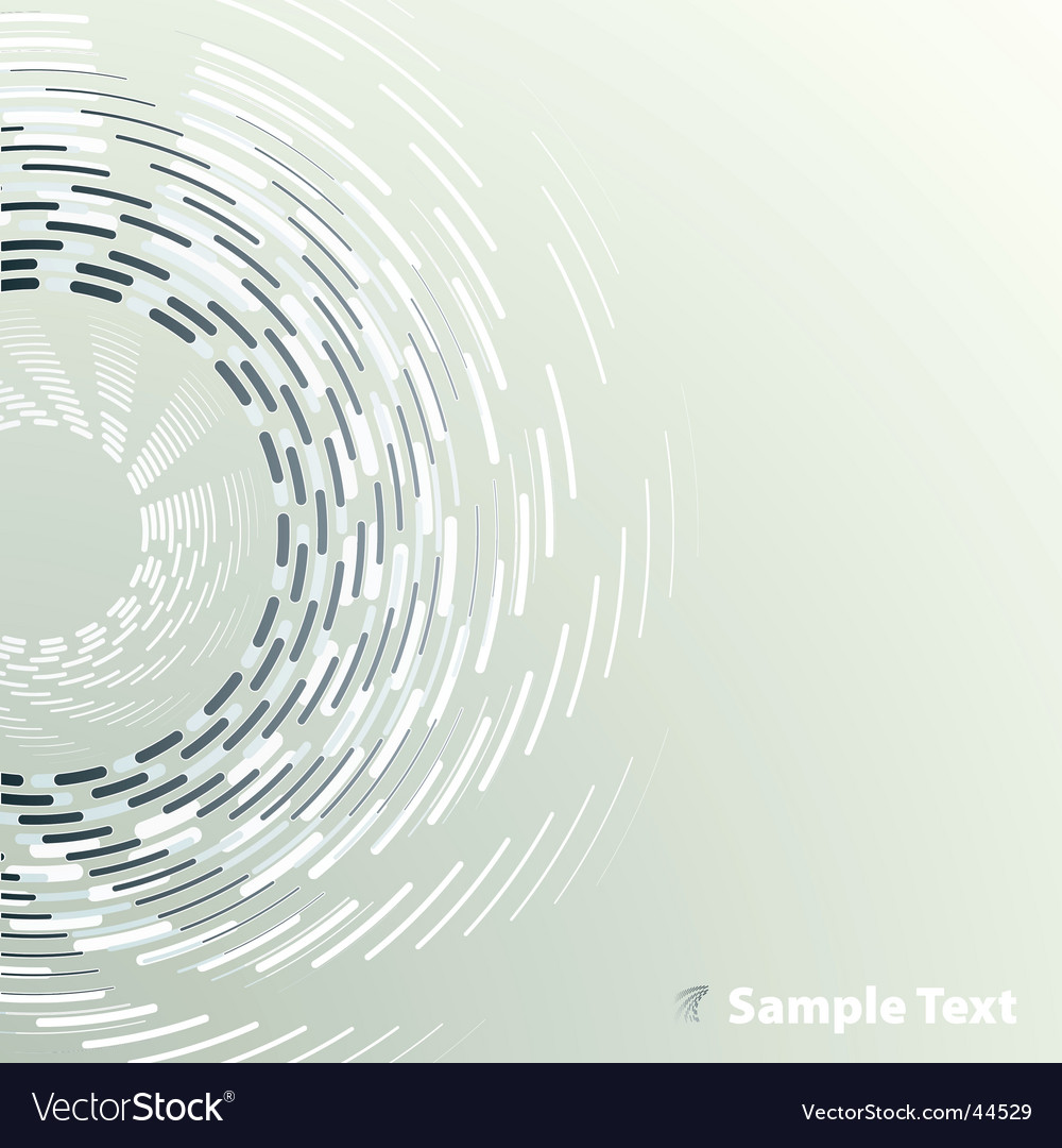 Dashed abstraction vector | Price: 1 Credit (USD $1)
