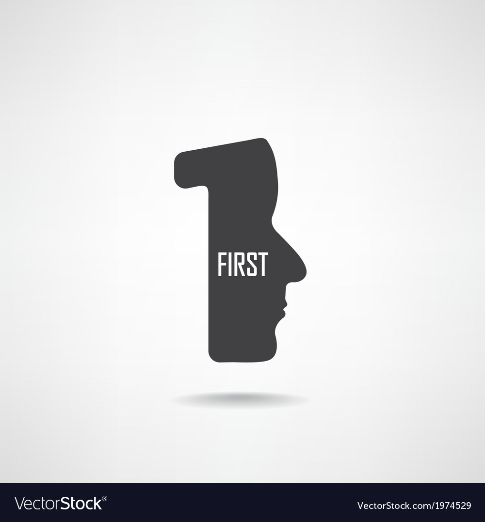 First sign vector   Price: 1 Credit (USD $1)