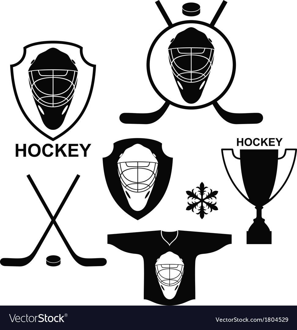 Ice hockey vector | Price: 1 Credit (USD $1)