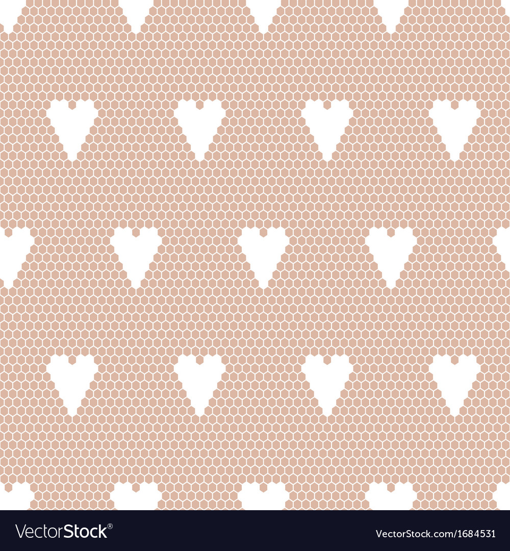White lace fabric seamless pattern vector   Price: 1 Credit (USD $1)