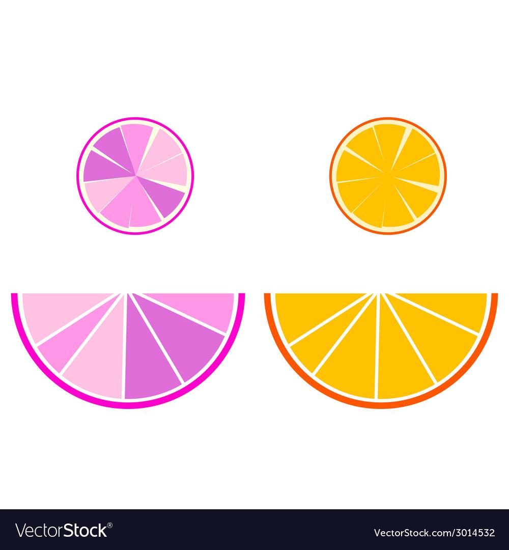 Orange vector | Price: 1 Credit (USD $1)