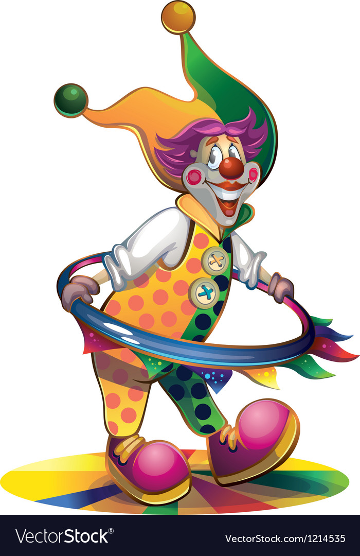 Clown vector | Price: 3 Credit (USD $3)