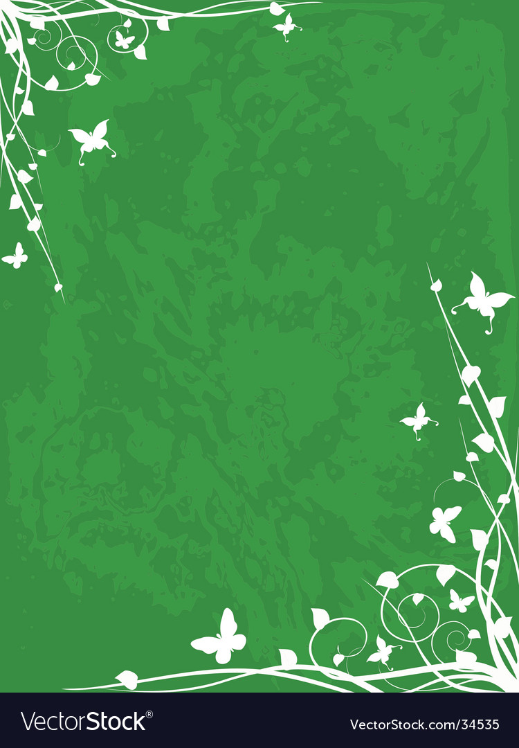 Springtime grunge background vector | Price: 1 Credit (USD $1)