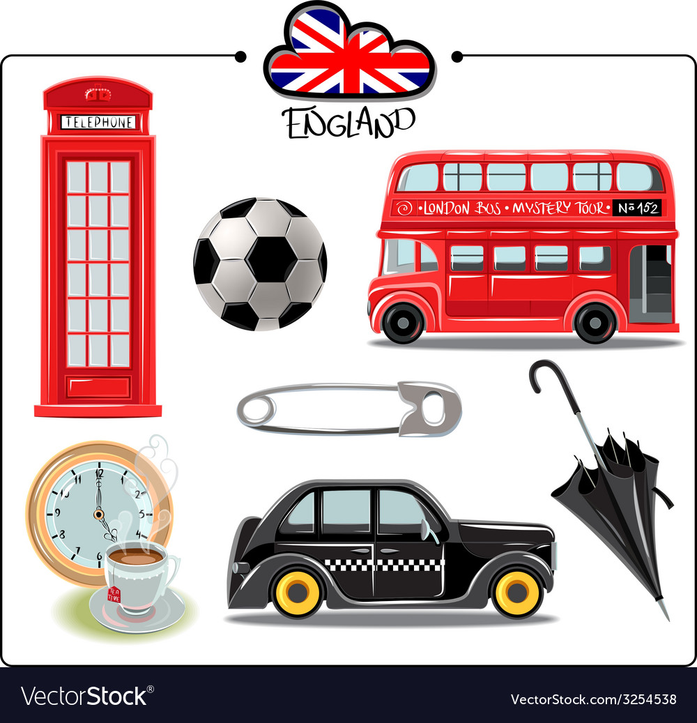 England vector | Price: 1 Credit (USD $1)
